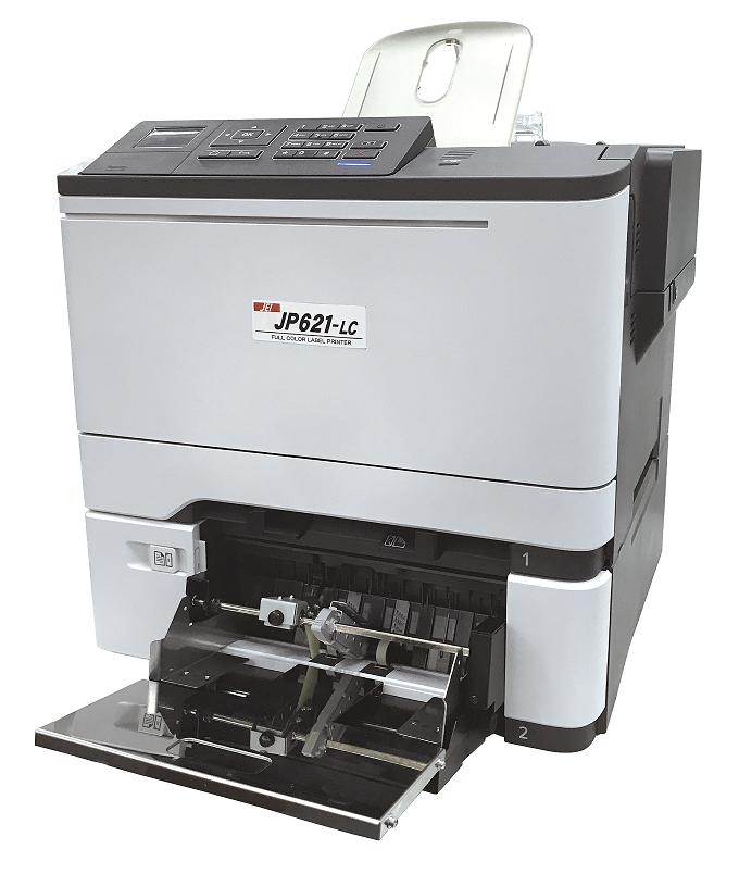 GHS対応 フルカラーラベルプリンター JP621-LC